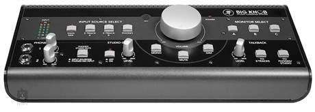 MACKIE Big Knob Ovladač studiových monitorů