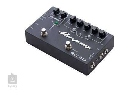 AMPEG SCR-DI Baskytarový předzesilovač a DI Box