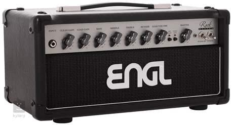 ENGL Rockmaster 20 Head (rozbalené) Kytarový lampový zesilovač