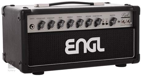 ENGL Rockmaster 20 Head Kytarový lampový zesilovač