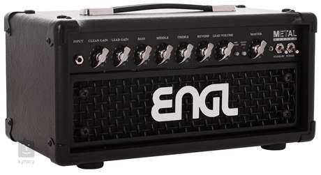 ENGL Metalmaster 20 Head Kytarový lampový zesilovač
