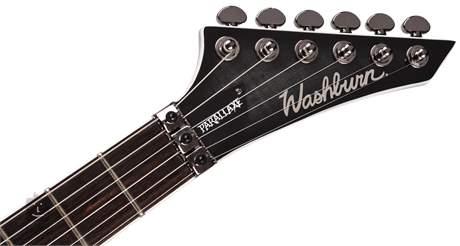WASHBURN Parallaxe PXS20FRTBB (poškozené) Elektrická kytara