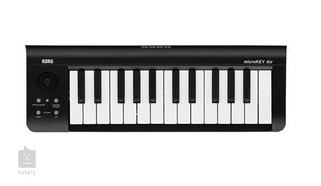 KORG microKEY 25 Air USB/MIDI keyboard