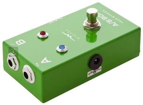 WIDARA A/B Box Green Signálový přepínač