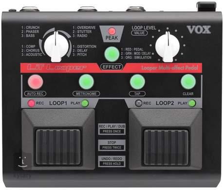 VOX Lil Looper Kytarový looper