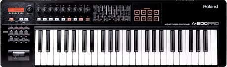 ROLAND A 500 PRO USB/MIDI keyboard