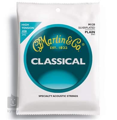 MARTIN M 120 Nylonové struny pro klasickou kytaru