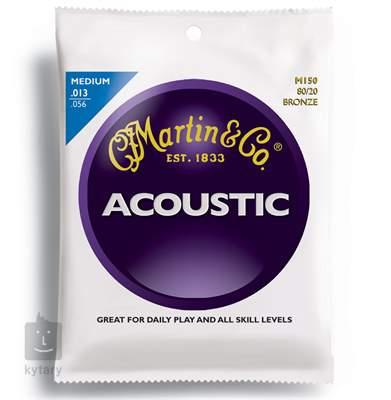 MARTIN M 150 Kovové struny pro akustickou kytaru