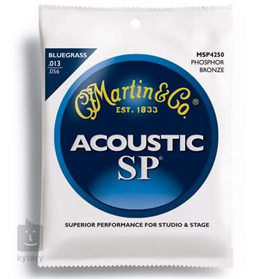 MARTIN MSP 4250 Kovové struny pro akustickou kytaru