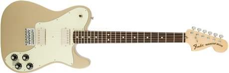 FENDER Chris Shiflett Telecaster Deluxe RW SHG Elektrická kytara
