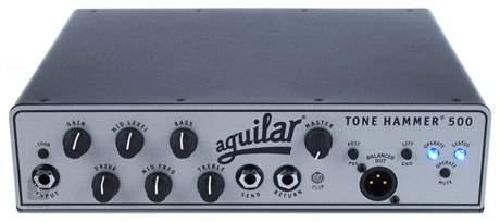 AGUILAR Tone Hammer 500 Baskytarový tranzistorový zesilovač