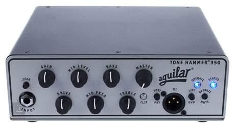 AGUILAR Tone Hammer 350 Baskytarový tranzistorový zesilovač