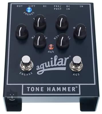 AGUILAR Tone Hammer Baskytarový efekt