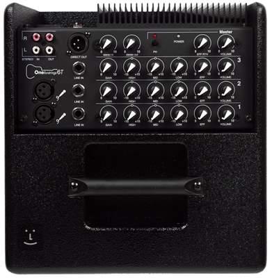 ACUS One Forstrings 6T Black Kombo pro akustické nástroje