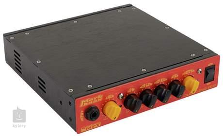 MARKBASS Nano Mark 300 (rozbalené) Baskytarový tranzistorový zesilovač