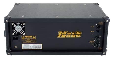 MARKBASS TTE 501 (rozbalené) Baskytarový hybridní zesilovač