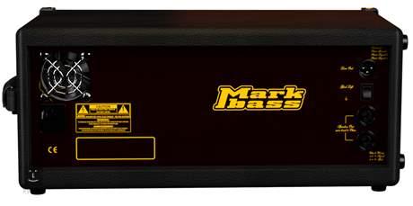 MARKBASS TTE 801 Baskytarový hybridní zesilovač