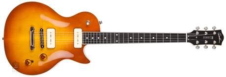 GODIN Summit Classic CT P90 Creme Brulee HG Elektrická kytara