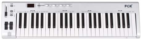 FOX KeyControl 49 USB/MIDI keyboard