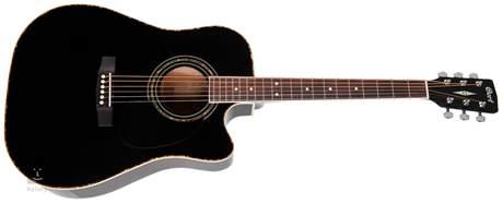 CORT AD 880CE BK Elektroakustická kytara
