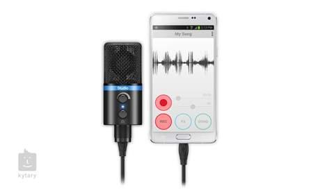 IK MULTIMEDIA iRig Mic Studio Mikrofon pro iPhone/iPod/iPad/Android