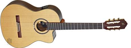 ORTEGA RCE159MN Klasická elektroakustická kytara