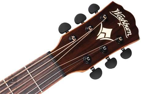 WASHBURN WLG16SCE Elektroakustická kytara