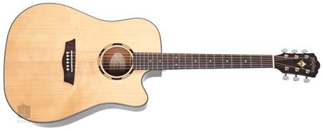 WASHBURN Woodline WLD10SCE Elektroakustická kytara