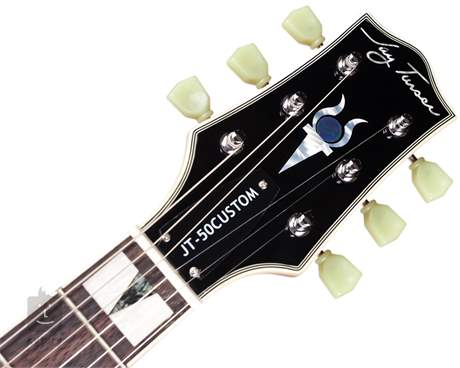 JAY TURSER JT-50-CUSTOM-TR Elektrická Kytara