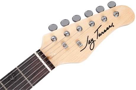 JAY TURSER JT-LTCRUSDLX-ANS (použité) Elektrická kytara