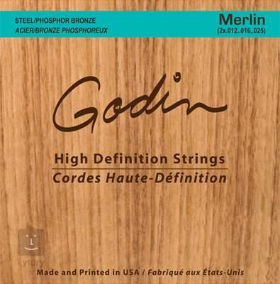 GODIN Merlin Strings Struny pro merlin