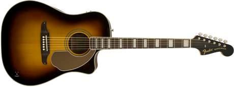 FENDER Kingman ASCE 3CS Elektroakustická kytara
