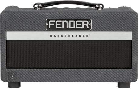 FENDER Bassbreaker 007 Head Kytarový lampový zesilovač