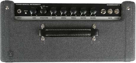 FENDER Bassbreaker 15 Combo Kytarové lampové kombo
