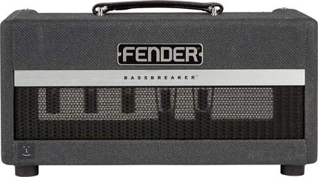 FENDER Bassbreaker 15 Head Kytarový lampový zesilovač