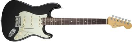 FENDER American Elite Stratocaster RW MYBLK Elektrická kytara
