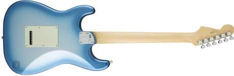 FENDER American Elite Stratocaster RW SBM Elektrická kytara