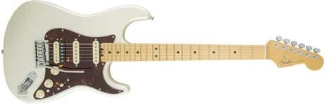FENDER American Elite Stratocaster HSS Shawbucker MN OLP Elektrická kytara