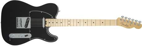 FENDER American Elite Telecaster MN MYSBLK Elektrická kytara