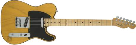 FENDER American Elite Telecaster MN BTB Elektrická kytara