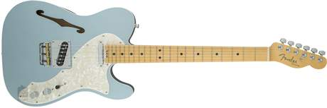 FENDER American Elite Telecaster Thinline MN MIB Elektrická kytara