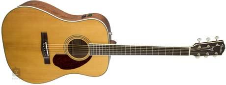 FENDER PM-1 Standard Dreadnought NA Elektroakustická kytara
