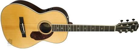 FENDER PM-2 Deluxe Parlor NA Elektroakustická kytara