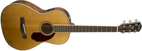FENDER PM-2 Standard Parlor NA Elektroakustická kytara