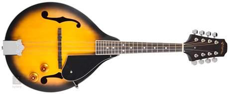 PILGRIM VPMA50EAV Elektroakustická mandolína