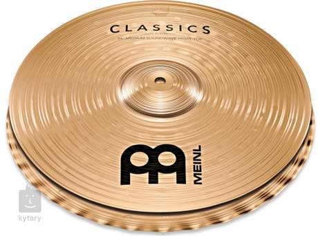 "MEINL 14"" Classics Powerful Soundwave Hi-hat Činely hi-hat"