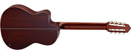 ORTEGA Octa Suite Osmistrunná elektroakustická klasická kytara