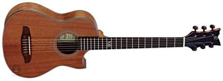 ORTEGA NL-WALKER-MM Klasická elektroakustická kytara