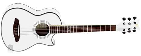 ORTEGA NL-WALKER-WH Klasická elektroakustická kytara