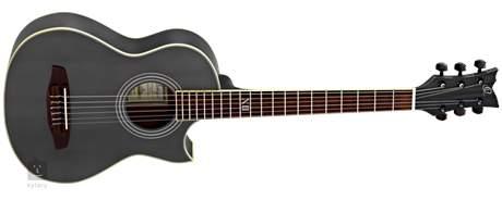 ORTEGA NL-WALKER-BK Klasická elektroakustická kytara